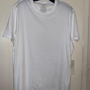 Vince plain white t shirt ☁️
